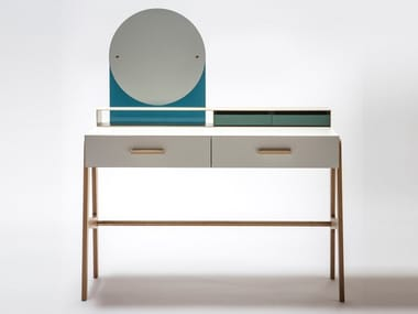 Brass dressing table VIVIAN | Dressing table