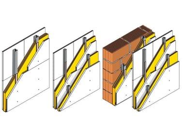 Gypsum plasterboard VIVO® SYSTEM