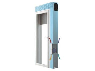 Monoblock window VMC COMPACT