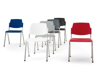 Polypropylene chair VOLÉE PLASTIC   Chair