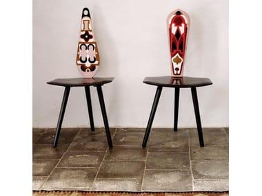 Wooden chair VOODOOCHAIR