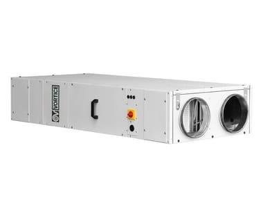 Recuperatore di calore per uso industriale VORT NRG 2500 EC