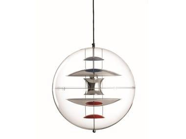 Acrylic pendant lamp VP GLOBE | Pendant lamp