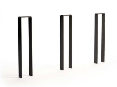 Aluminium Bicycle rack VROOM | Bicycle rack