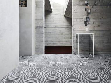 Moquette à motifs géométriques VULCANO 600