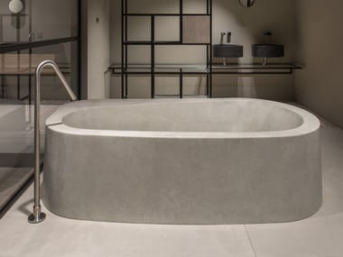 Fiberglass bathtub VVR
