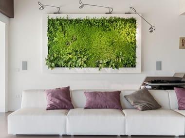 Vegetal frame Vegetal frame