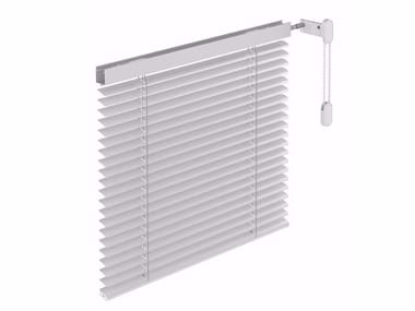 Integrated venetian blind Integrated venetian blind
