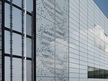 Ventilated facade Ventilated facade
