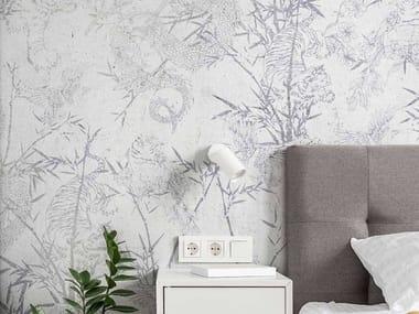 Papel de parede ecológico de tecido não tecido WALL DRAGO