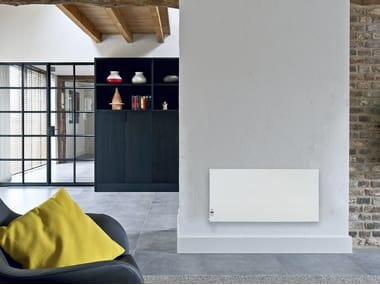 Infrared wall-mounted decorative radiator WALL MOUNTED