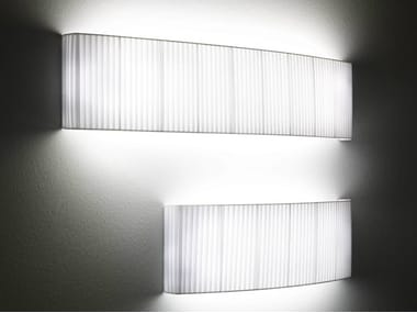 LED fabric wall light WALL STREET T5