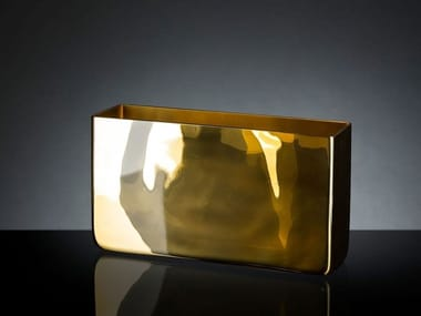 Vaso in vetro soffiato WALLET