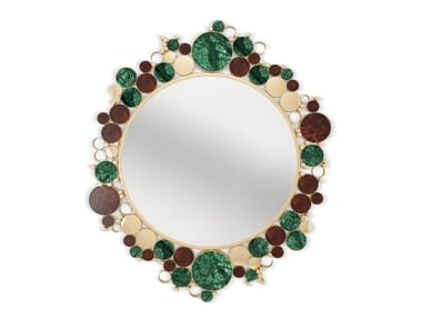 Wall-mounted mirror WANDERLUST   Mirror