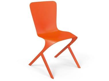 Cantilever Nylon® chair WASHINGTON SKIN™