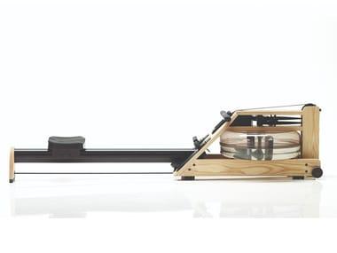 Ergómetro de aluminio y madera WATERROWER A1