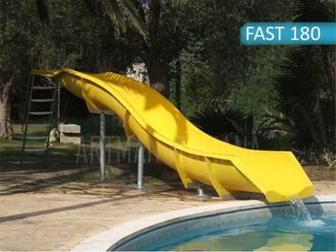 Rapid water slide WATERSLIDE FAST180