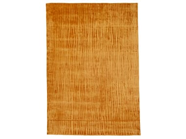 Handmade rectangular rug WAVES