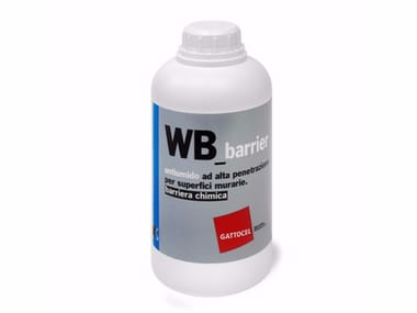 Sistema antiumidità a barriera chimica WB_barrier