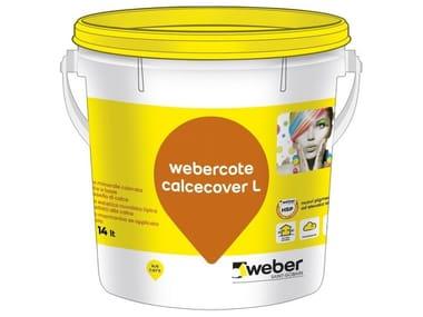 Pittura traspirante a calce WEBERCOTE CALCECOVER L