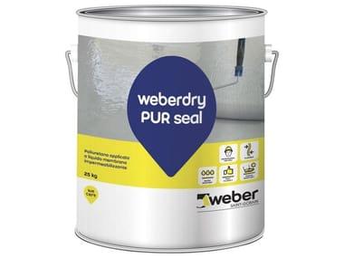 Membrana liquida poliuretanica monocomponente WEBERDRY PUR SEAL