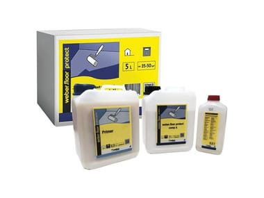 Protettivo bi-componente poliuretanico WEBERFLOOR PROTECT