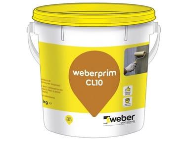 Promotore di adesione a base di resine WEBERPRIM CL10