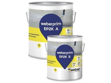 Primer epossidico bicomponente WEBERPRIM EP 2K