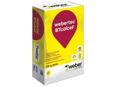 Malta strutturale WEBERTEC BTCALCEF