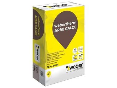 Adesivo-rasante WEBERTHERM AP60 CALCE