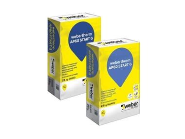 Adesivo-rasante per sistemi a cappotto WEBERTHERM AP60 START G