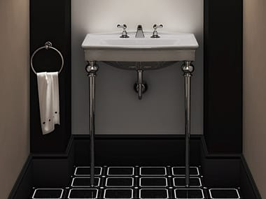 Lavabo console simple WESTMINSTER   Lavabo console