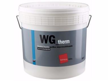 Guaina liquida termoisolante WG_therm
