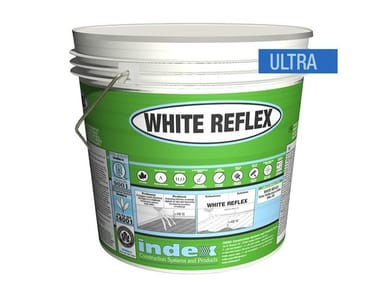Pittura ultrariflettente per il raffreddamento degli edifici WHITE REFLEX ULTRA