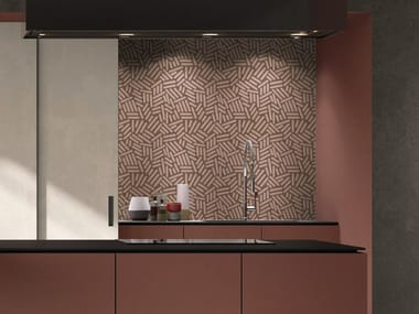 Indoor porcelain stoneware wall tiles WIDE&STYLE