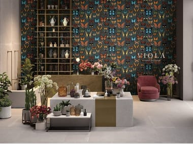 Indoor porcelain stoneware wall tiles WIDE & STYLE DARK EDITION