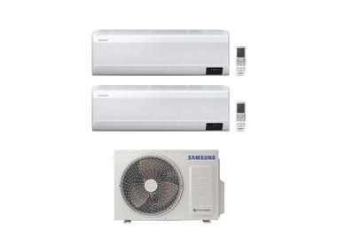Climatizzatore multi-split a parete residenziale WINDFREE AVANT R32 5 kW 9.000+9.000 BTU