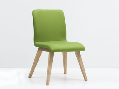 Fabric reception chair WING 900-FM