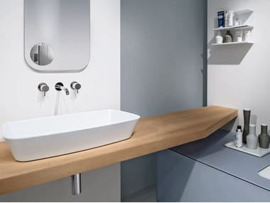 Washbasin countertop WING