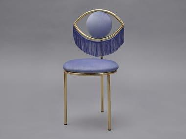 Velvet chair WINK | Chair