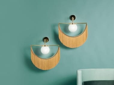 Metal wall lamp WINK | Wall lamp