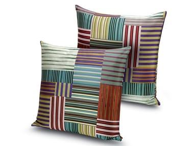 Cushion in jacquard fabric, WINSLOW | Cushion