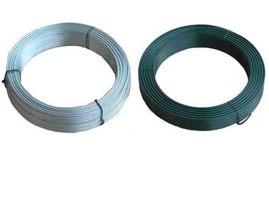 Filo spinato e fili di acciaio trafilati ROTOLO FILO ZINCATO & PVC