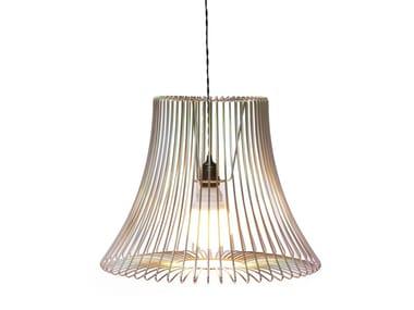 Direct light steel pendant lamp WIRE | Pendant lamp