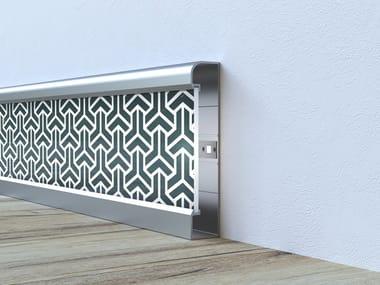 Aluminium Led Skirting Boards WISHLED