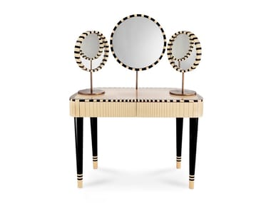 MDF dressing table WOMAN IN PARIS