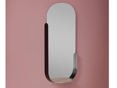 Specchio ovale con cornice da parete WONDERLAND | Specchio da parete