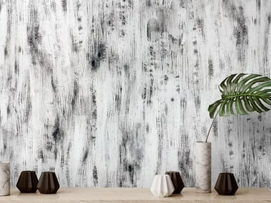 Industrial and modern wallpaper, PVC free, eco, washable WOOD