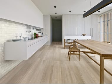 Porcelain stoneware flooring with wood effect WOODGRACE