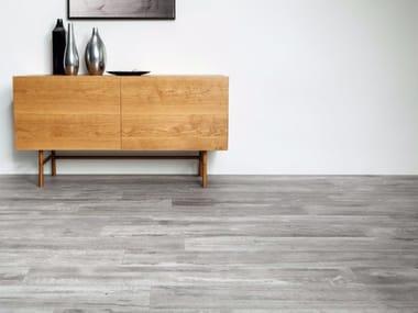 Pavimento in gres porcellanato effetto legno WOODRAW ASH